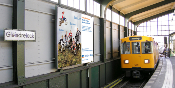 Imagefotografie Werbefotografie Kampagnenfotografie Volksbank Stuttgart eG Bankier Kampagne