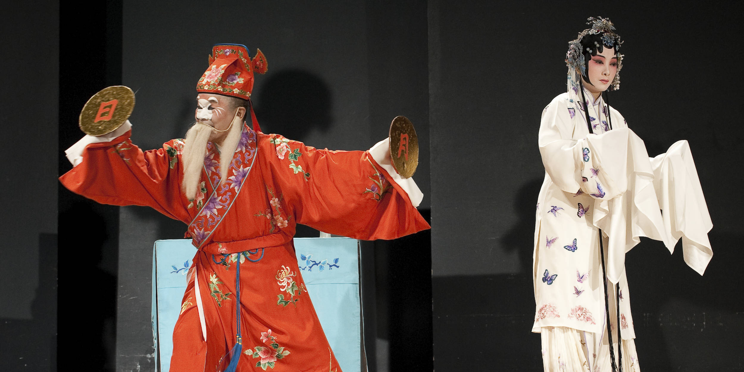 Eventfotografie Stuttgart und Umgebung Floating Dreams Chinesische Oper Liederhalle Stuttgart