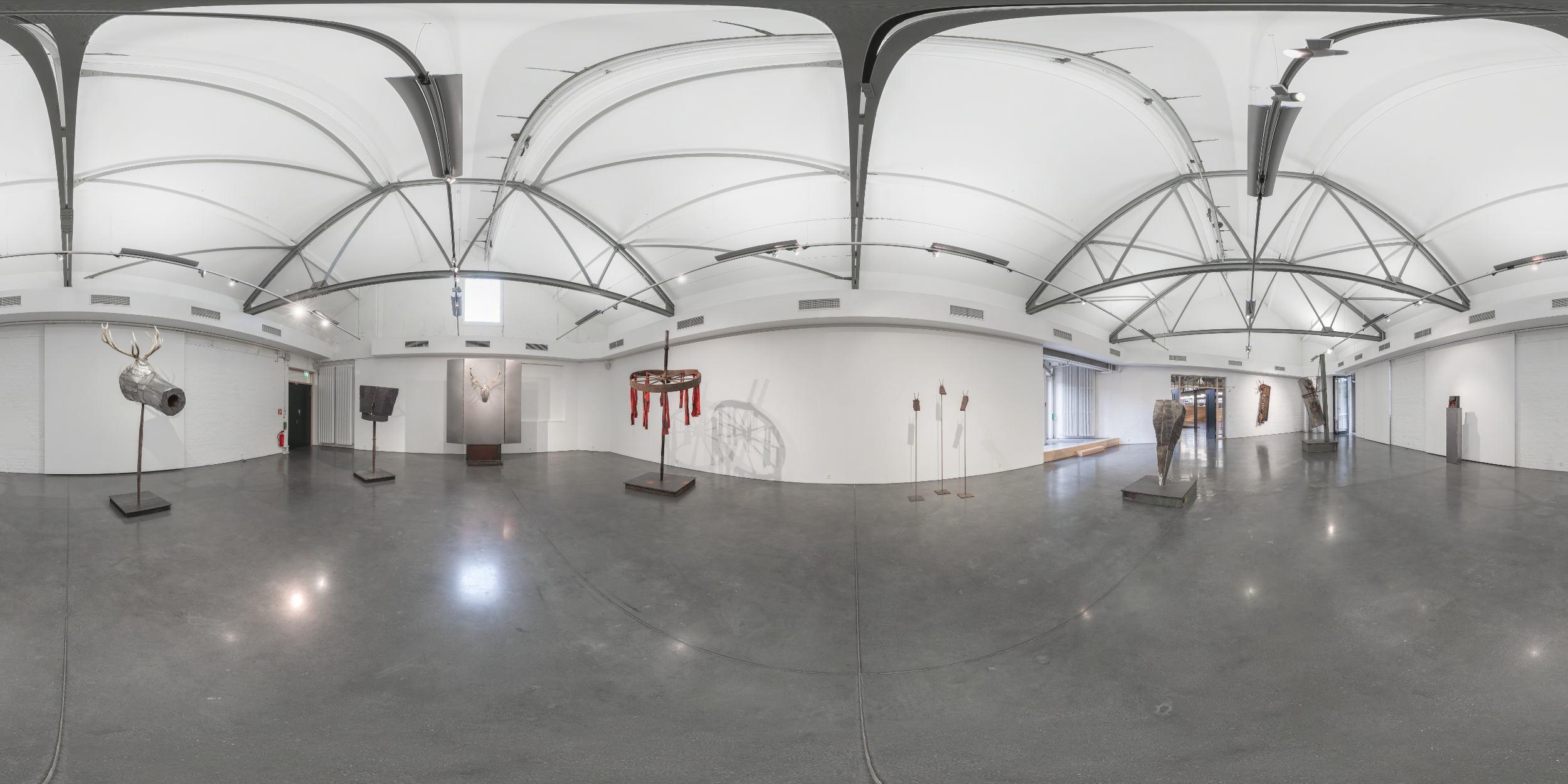 Panoramafotografie Virtuelle Touren 360Grad Fotografie Stuttgart und Umgebung Gigapixel Panorama Technikmuseum Schorndorf 360°x180° Schorndorf Sphäre Museumsrundgang