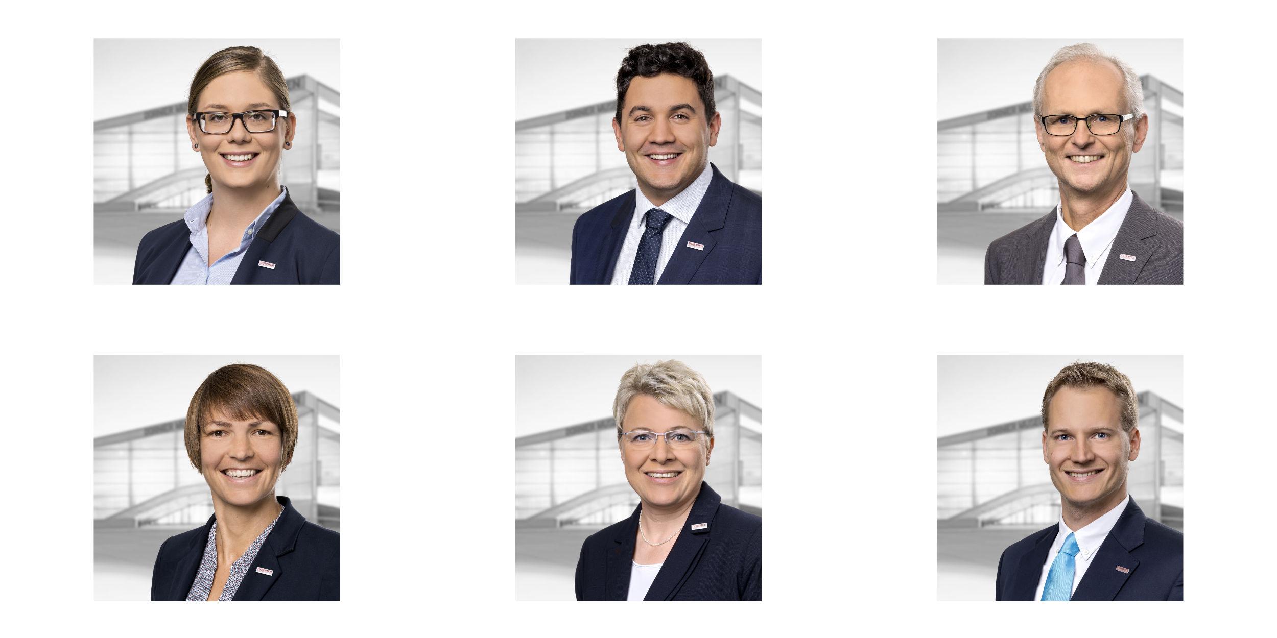 Mitarbeiter Fotografie Stuttgart und Umgebung Mitarbeiterfotos Mitarbeiterportraits WPM Mitarbeiter Freisteller gleicher Hintergrund Retusche
